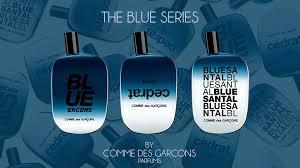 <b>Blue</b> Series by <b>Comme des Garcons</b> Parfums   JOSHUA's