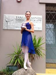 excellent results at the isobel anderson awards tanya the