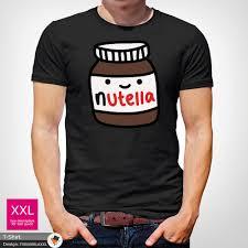 Spread T Shirt Design Nutella Chocolate Spread T Shirt Vest Top Mens Unisex Xmas