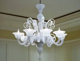 nella vetrina white murano 8 murano chandelier in white glass in unusual murano chandeliers applied to
