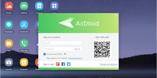 Airdroid Connect Your Android Phone To A Linux Computer