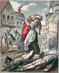 best the french revolution images french  grasset de saint sauveur jacques women helping the injured during the french revolution