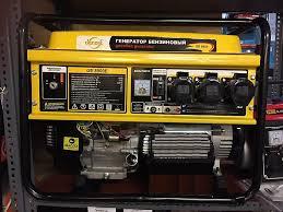 <b>Генератор бензиновый Denzel GE</b> 8900. 8,5 кВт. Гарантия - Сад ...