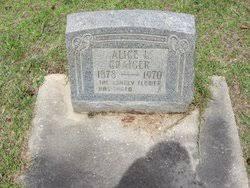 Alice Lola Carpenter Craiger (1878-1970) - Find A Grave Memorial