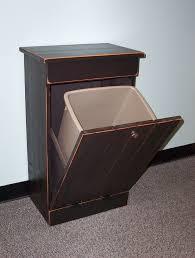 Kitchen Cabinet Garbage Can Kitchen Impressive Tilt Out Kitchen Trash Can Cabinet Portable