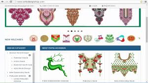 Computerized Embroidery Designs Free Download How To Download Wilcom Emboridery Design Free Embroidery Embroidery Design Download