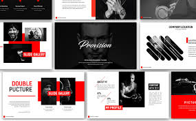 creative powerpoint templates provision creative presentation powerpoint template 66047