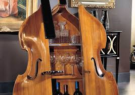 hidden bar furniture. middle view of opened unique hidden bar cabinet inside contrabass furniture u