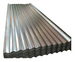 az120 galvalume corrugated steel roofing sheet