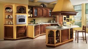 Rustic Italian Kitchens Amclie Kuchysk Linka A Ostrvek V Rustikln M Stylu Rustic