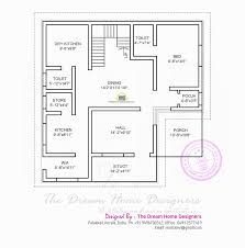 1000 square feet house plan kerala model unique 1000 sq ft house plans 2 bedroom indian