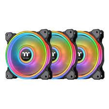 <b>Вентилятор</b> для корпуса <b>Thermaltake</b> Premium <b>Riing Quad</b> 14 RGB