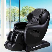 black leather massage chair. titan pro series black faux leather reclining massage chair-tp-8500black - the home depot chair a