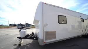 2010 forest river work and play 30wr travel trailer toy hauler from porter s rv s
