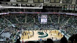 Breslin Center Interactive Seating Chart