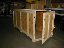 packing crate furniture. an ispm 15 complied crate for the ocean freight shipment packing furniture