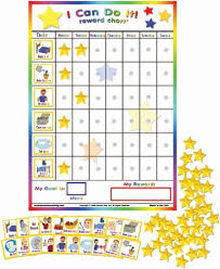 I Can Do It Reward Chart