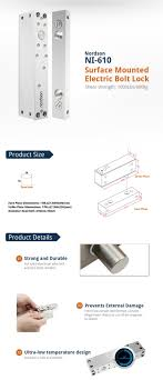 electronic accessories with frameless glass door lock