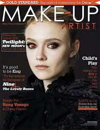 in the cur issue of make up artist magazine is a great review on the new temptu airbrush makeup system and they also wrote about the temptu living