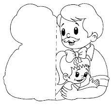 Resultado de imagem para Artes para o dia dos pais maternal