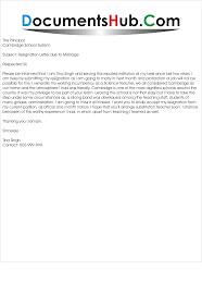 good letter of resignation good letter of resignation resume builder on word examples