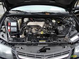 2003 Chevrolet Impala Standard Impala Model 3.4 Liter OHV 12 Valve ...