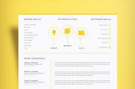 Free Cool Resume Templates 100 Best Free Resume Templates PSD AI Word DocX Formats 90