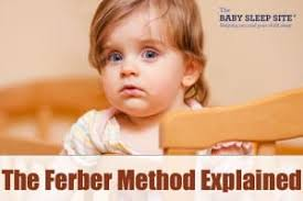 Ferber Method Time Chart Ferber Method 5 Things To Know Sleep Training The Baby