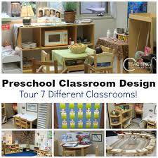 how to set up a preschool classroom