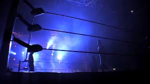 cool lighting pictures. Delighful Cool Silhouette Of Wrestling  Boxing Ring Ropes U0026 Silhouetted Wrestler In  With Cool Lighting Inside Pictures G