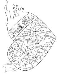 Fun Coloring Pages Printable Stoner Coloring Pages Printable Adult