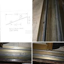 user submitted photos of a closet door track