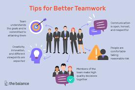 Describe Teamwork 10 Tips For Successful Teamwork