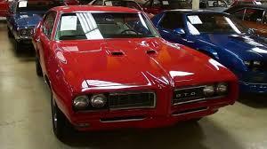 1968 Pontiac GTO 400 V8 Hurst Shifted Original Muscle Car - YouTube