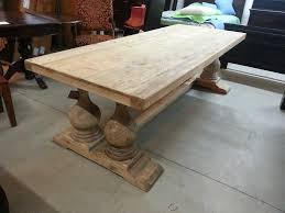 base of barnwood dining table dans design magz elegant within reclaimed wood room tables plan 8