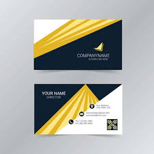 Free Design Business Cards Business Card Vector Template Free Download Wisxi Com