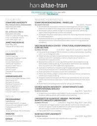 Bioinformatics Resume Altae Tran Han Resume By Hanaltaetran Issuu
