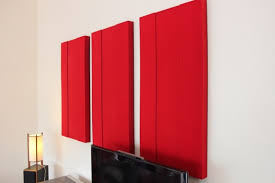 home theater acoustic wall panels. rosa noir home theatre acoustic panel theater wall panels