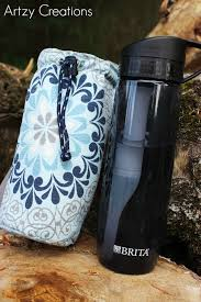 Water Bottle Holder with Free Pattern - artzycreations.com & Water-Bottle-Holder-with-Free-Pattern-Artzy Creations 13 Adamdwight.com