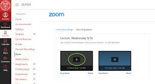 trim zoom cloud recording start and end