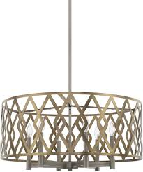 capital lighting 325761am contemporary aged metal drum pendant lighting cpt 325761am