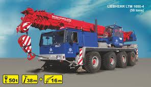Liebherr Ltm 1050 4