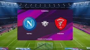 PES 2020 | Napoli vs Perugia - Coppa Italia | 14 January 2020