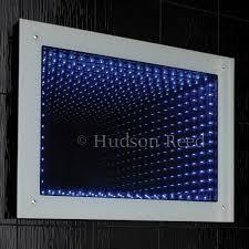Hudson Reed Lucio Infinity LED Bathroom Mirror LQ362