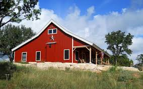 Country Barn Home Kit w  Open Porch   Pictures    Metal Building      middot  Wooden porch furniture