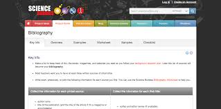 Bibliography Resources Citationsbibliographies Writing A