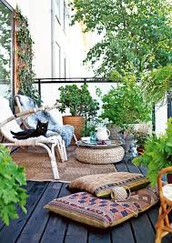 Awesome Small Terrace Design Ideas