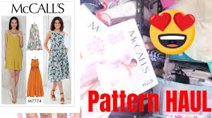 Joann Fabrics Patterns Impressive What I Got At JOANN FABRICS Pattern SALE YouTube