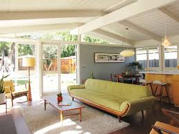 My Houzz: A Mid-Century Marvel Revived in Long Beach midcentury-living-