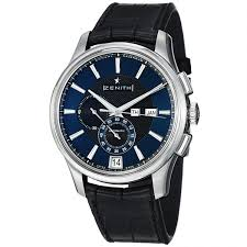 best zenith mens watch photos 2016 blue maize zenith mens watch